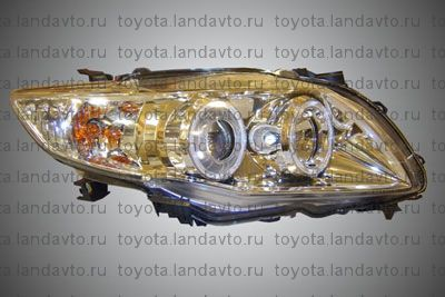 alternativnaia optika toyota corola. Дефлекторы