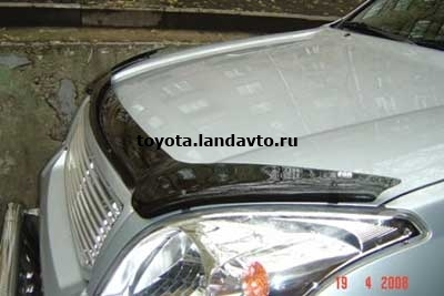 deflector capota land cruiser prado 120 Дефлекторы